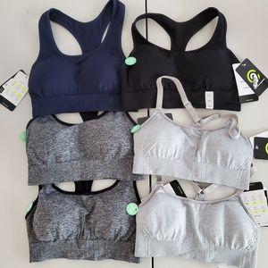 Lot of 6 XS Champion workout sports bras NWT
